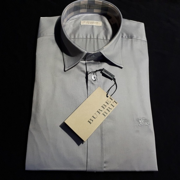 Other - BURBERRY MEN SHIRT CASUAL